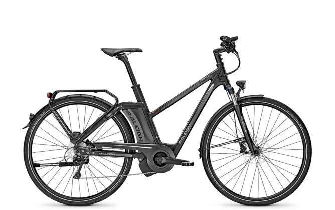 E-Bike Raleigh Ashford 2016
