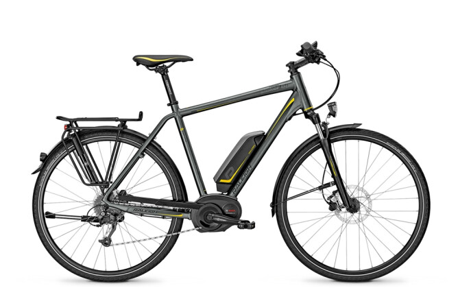 E-Bike Raleigh Stoker B8 2016