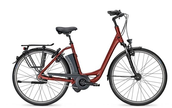 E-Bike Raleigh DOVER IMPULSE 8 / 8R HS  2016