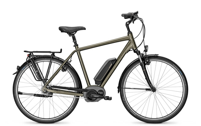 E-Bike Raleigh CARDIFF B8 / B8R 2016