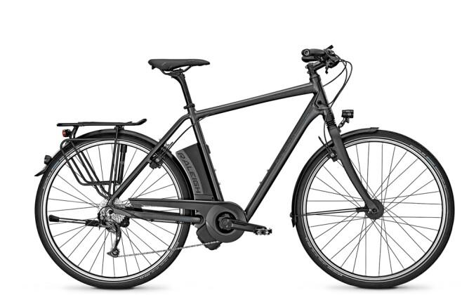 E-Bike Raleigh LEEDS IMPULSE 9 HS 2016