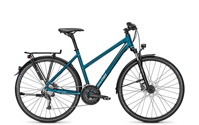 Trekkingbike Raleigh RUSHHOUR 3.0 DISC 2016