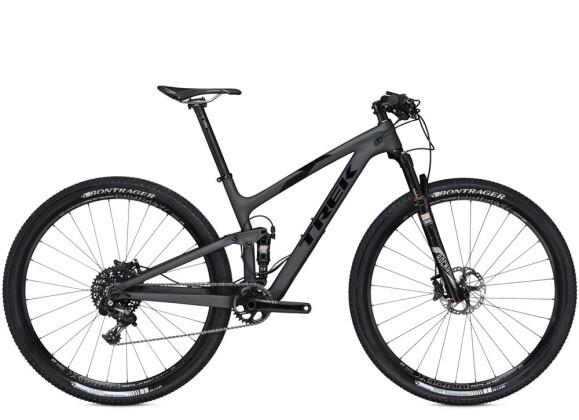 Mountainbike Trek Top Fuel 9.8 SL 2016