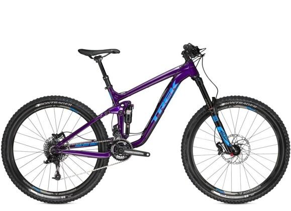 Mountainbike Trek Slash 7 27.5 2016
