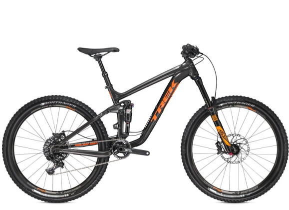 Mountainbike Trek Slash 8 27.5 2016