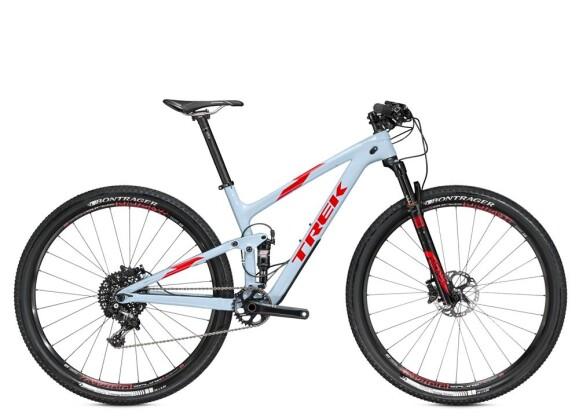Mountainbike Trek Top Fuel 9.8 SL 2016