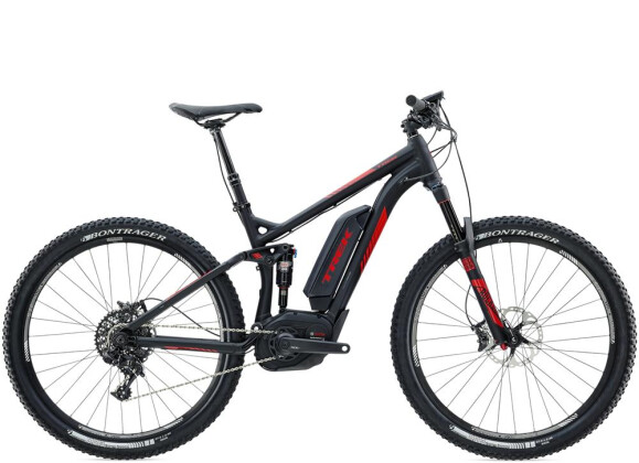 E-Bike Trek Powerfly+ FS 9 2016