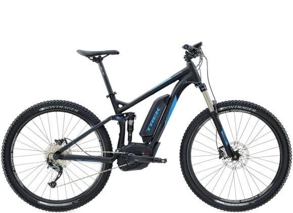 E-Bike Trek Powerfly+ FS 5 2016