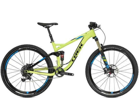 Mountainbike Trek Fuel EX 9 27.5 2016