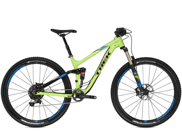 Mountainbike Trek Fuel EX 9 29 2016