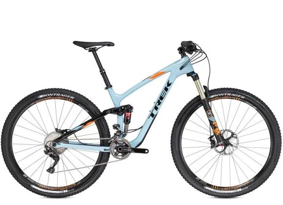 Mountainbike Trek Fuel EX 9.8 29 2016
