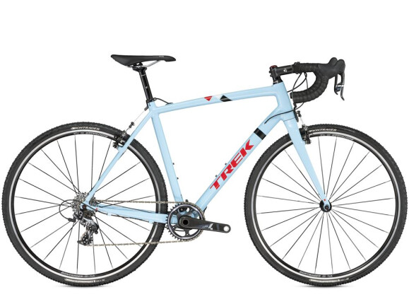 Rennrad Trek Crockett 7 2016
