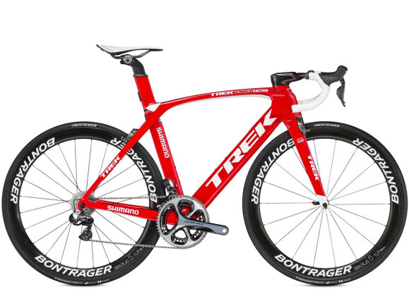 Rennrad Trek Madone Race Shop Limited H1 2016