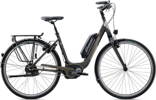 E-Bike Diamant Onyx Deluxe+ 2016