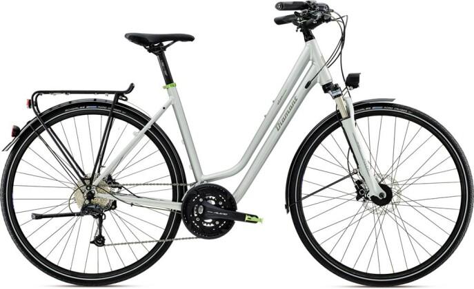 Trekkingbike Diamant Elan Deluxe W 2016