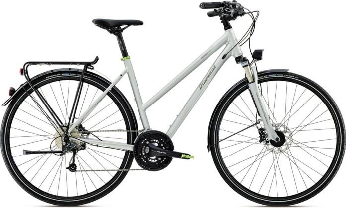 Trekkingbike Diamant Elan Deluxe G 2016