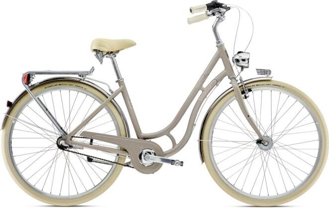 Citybike Diamant Topas S 2016