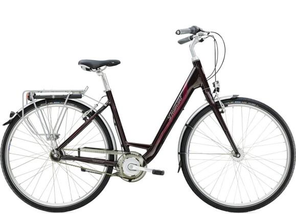 Citybike Diamant Saphir T 2016