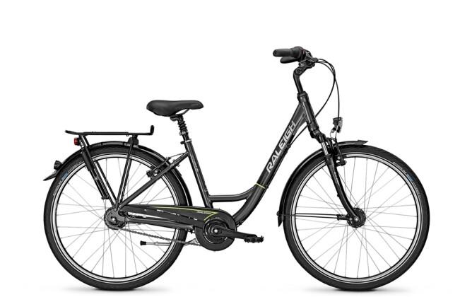 Citybike Raleigh UNICO DLX 2016