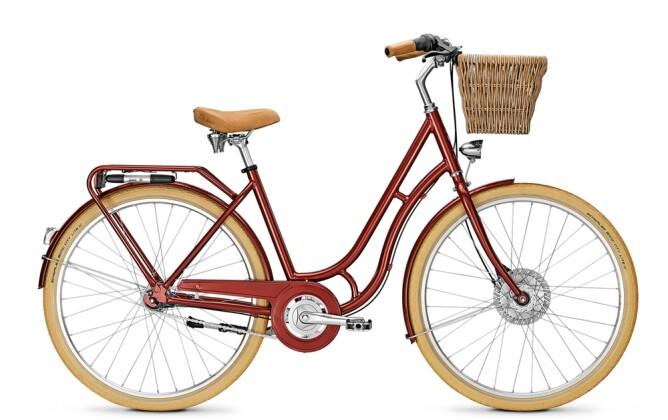 Citybike Raleigh BRIGHTON 7 2016