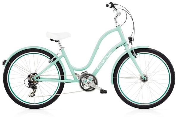 Cruiser-Bike Electra Bicycle Townie Original 21D EQ Ladies' 2016