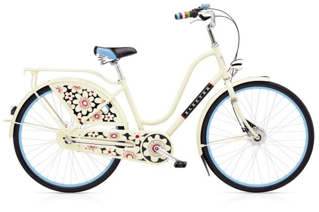 Hollandrad Electra Bicycle Amsterdam Fashion 7i Bloom EU 2016