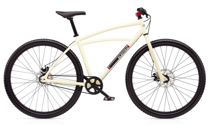 Urban-Bike Electra Bicycle Moto 3i 2016