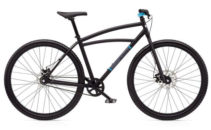 Urban-Bike Electra Bicycle Moto 1 2016