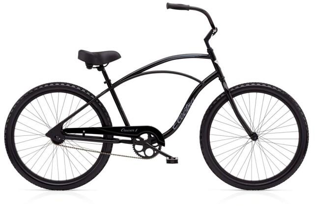Cruiser-Bike Electra Bicycle Cruiser 1 24in Men's EU 2016