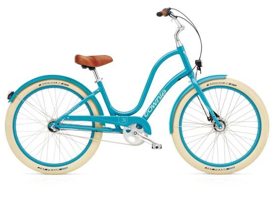 Cruiser-Bike Electra Bicycle Townie Balloon 7i Ladies' EU 2016