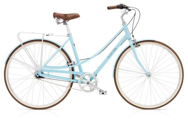 Citybike Electra Bicycle Loft 7i Ladies' EU 2016