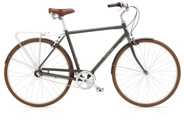 Citybike Electra Bicycle Loft 3i Men's EU 2016