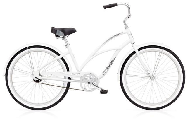 Cruiser-Bike Electra Bicycle Cruiser Lux 1 Ladies' EU 2016