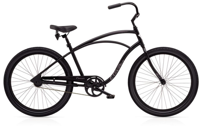Cruiser-Bike Electra Bicycle Cruiser Lux 1 Men's EU 2016