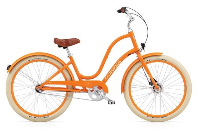 Cruiser-Bike Electra Bicycle Balloon 3i Eq Ladies' EU 2016