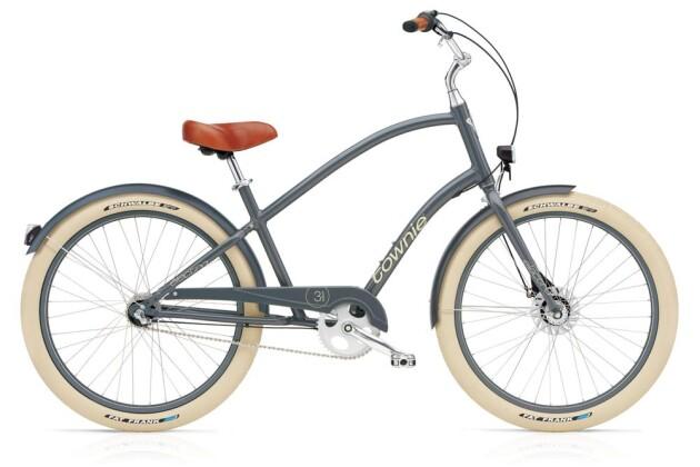 Cruiser-Bike Electra Bicycle Balloon 3i Eq Men's EU 2016