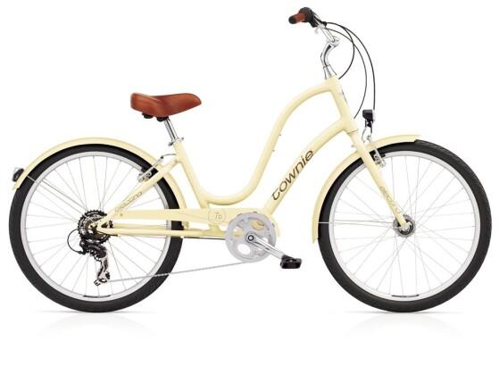 Cruiser-Bike Electra Bicycle Original 7D Eq Ladies' EU 2016