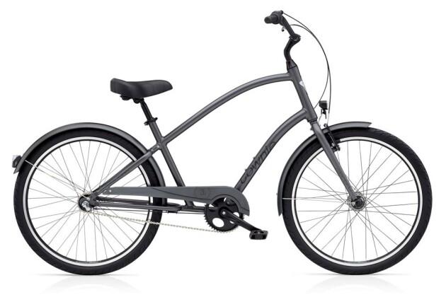 Cruiser-Bike Electra Bicycle Original 3i Eq Men's EU 2016
