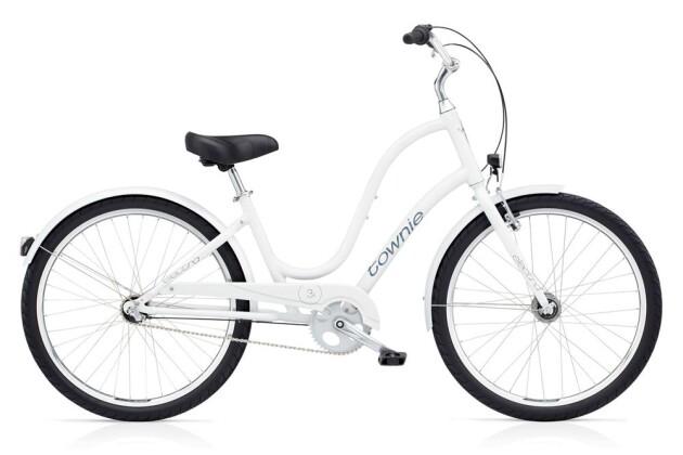 Cruiser-Bike Electra Bicycle Original 3i Eq Ladies' EU 2016