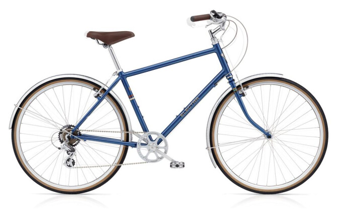 Urban-Bike Electra Bicycle Ticino 7D Men's 2016