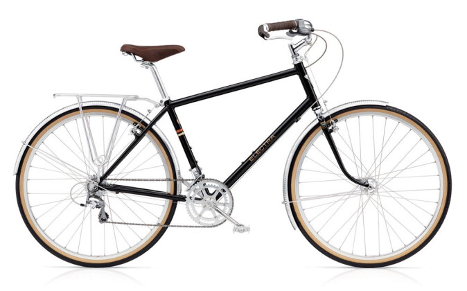 Urban-Bike Electra Bicycle Ticino 20D Men's 2016