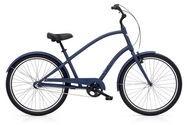 Cruiser-Bike Electra Bicycle Townie Original 3i Men's 2016