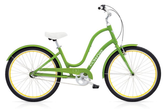 Cruiser-Bike Electra Bicycle Townie Original 3i Ladies' 2016