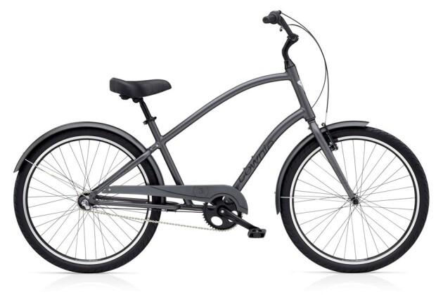Cruiser-Bike Electra Bicycle Townie Original 3i Men's 2016