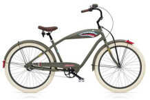 Cruiser-Bike Electra Bicycle Tiger Shark 3i Men's EU