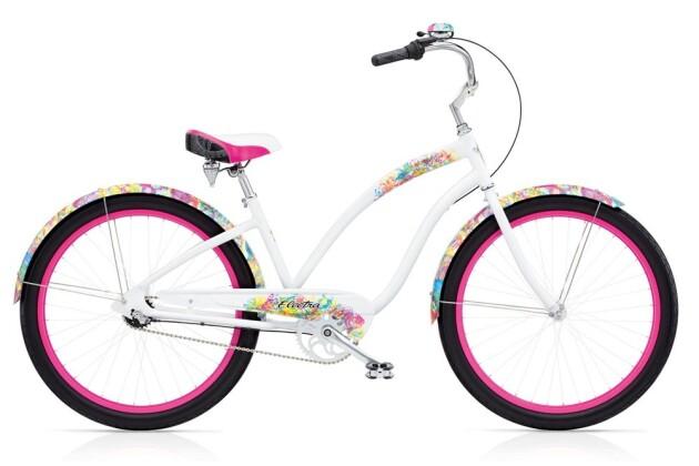 Cruiser-Bike Electra Bicycle Chroma 3i Ladies' EU 2016