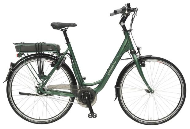 E-Bike Green's Cornwall 2016