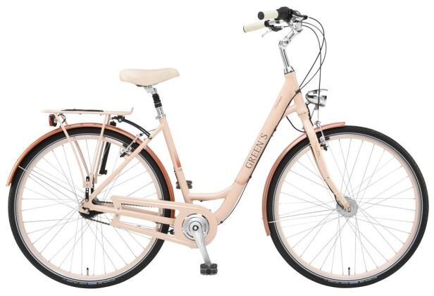 Citybike Green's Burlington 2016