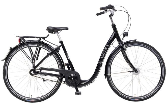 Citybike Green's Edinburgh 2016