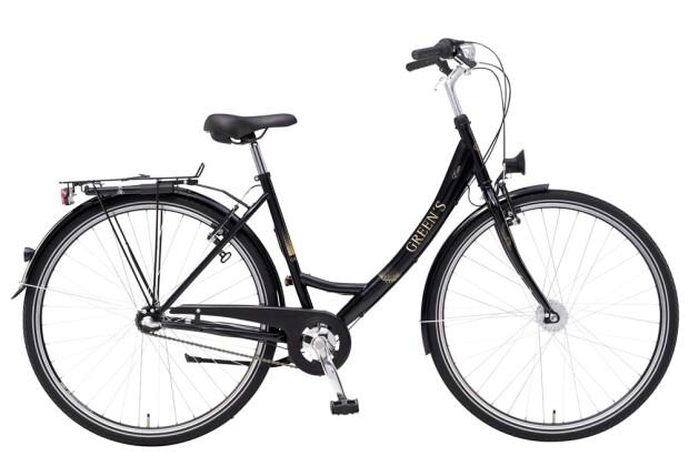 Citybike Green's Essex 2016